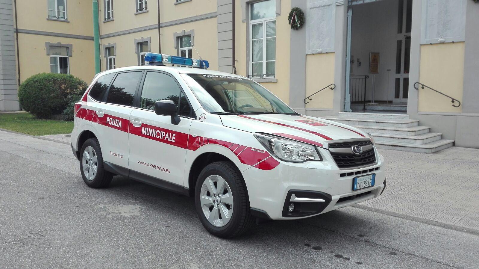 La Polizia Municipale celebra San Sebastiano