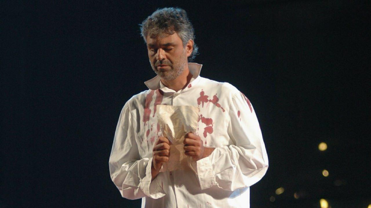 Ad Andrea Bocelli il Premio Puccini 2017
