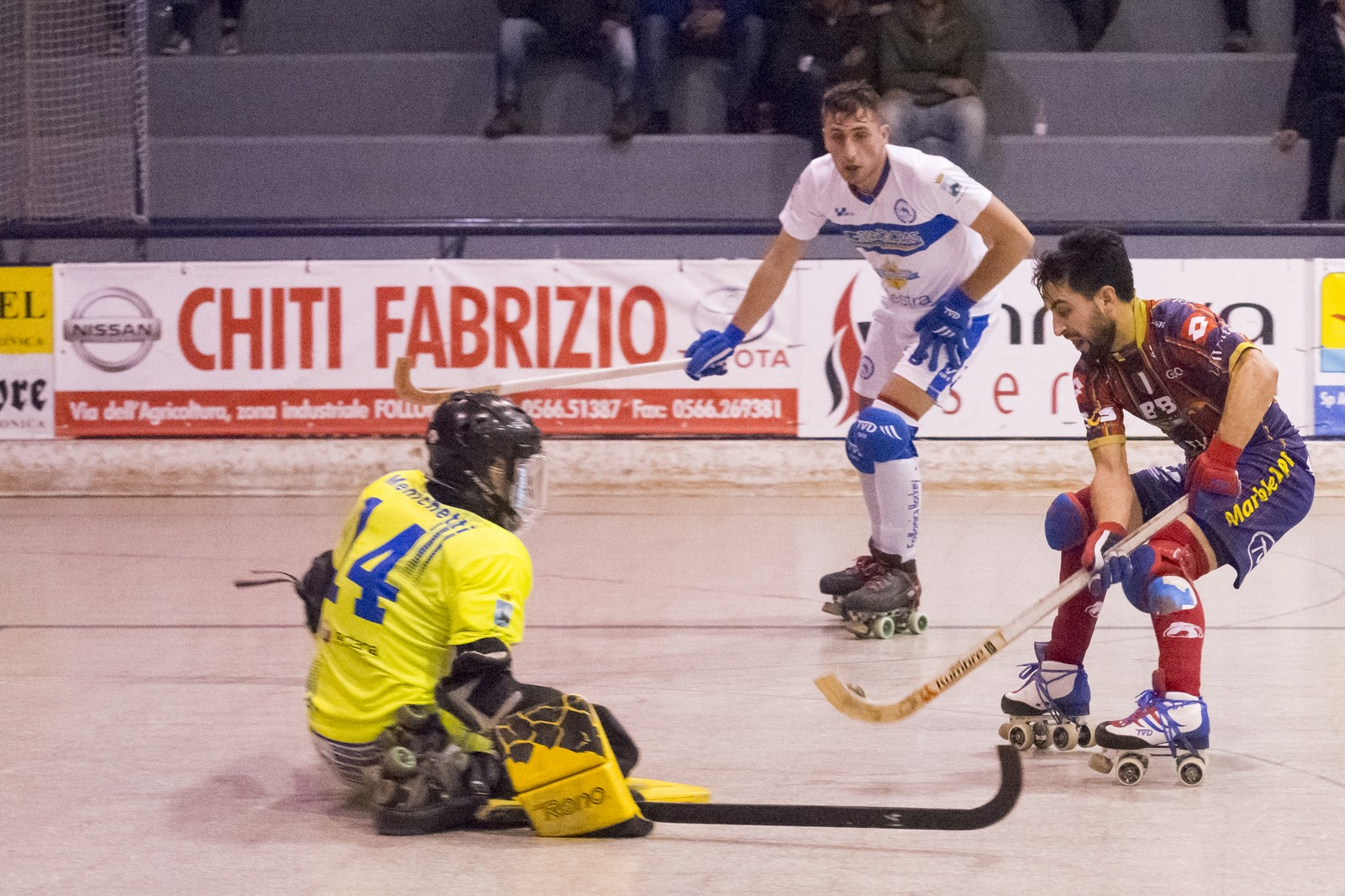 Hockey, occhi puntati su Follonica – Forte dei Marmi