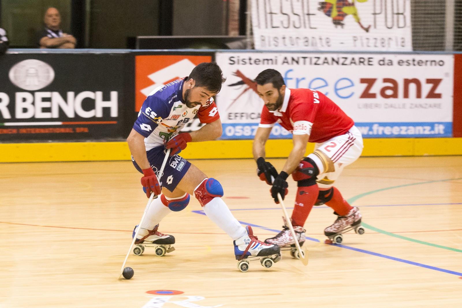 Hockey, pareggio per Cgc e Forte in Eurlolega