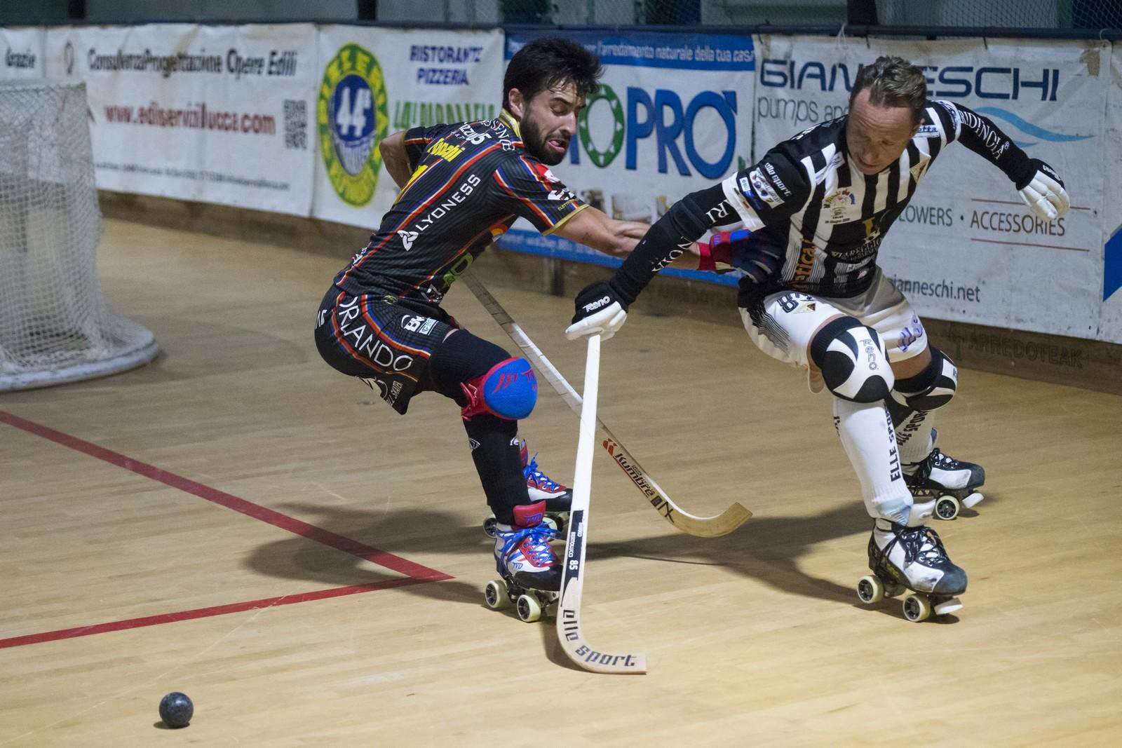 Hockey, tempo di derby per Viareggio e Forte dei Marmi
