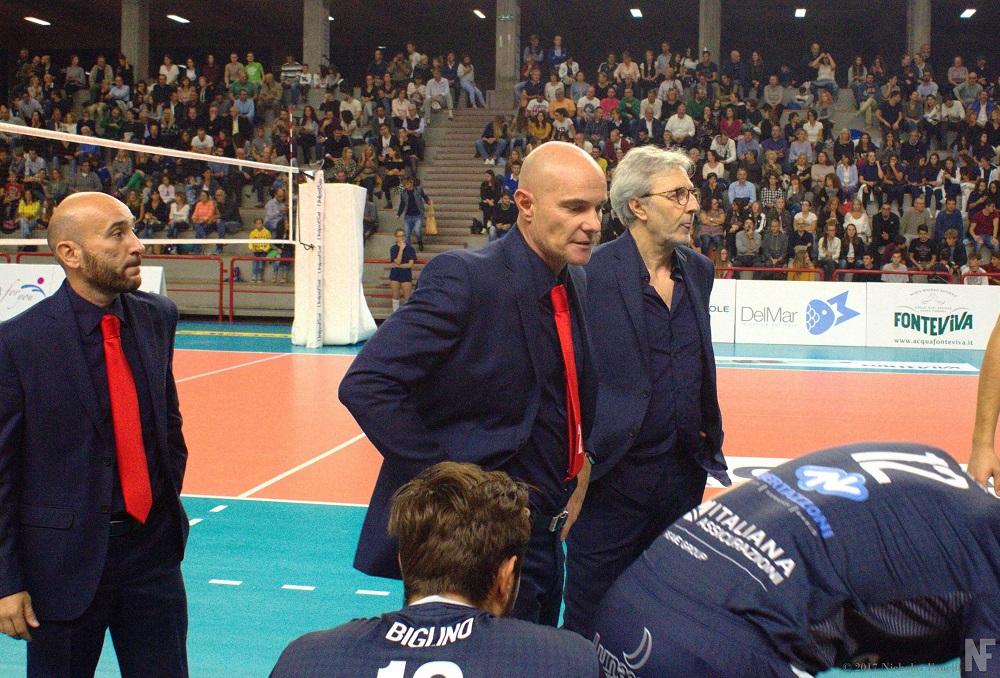Volley, sconfitta per l'Acqua Fonteviva Massa