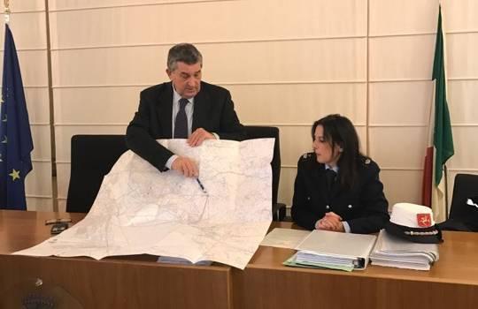 Polizia Municipale, presentato il resoconto dell'attività del 2017