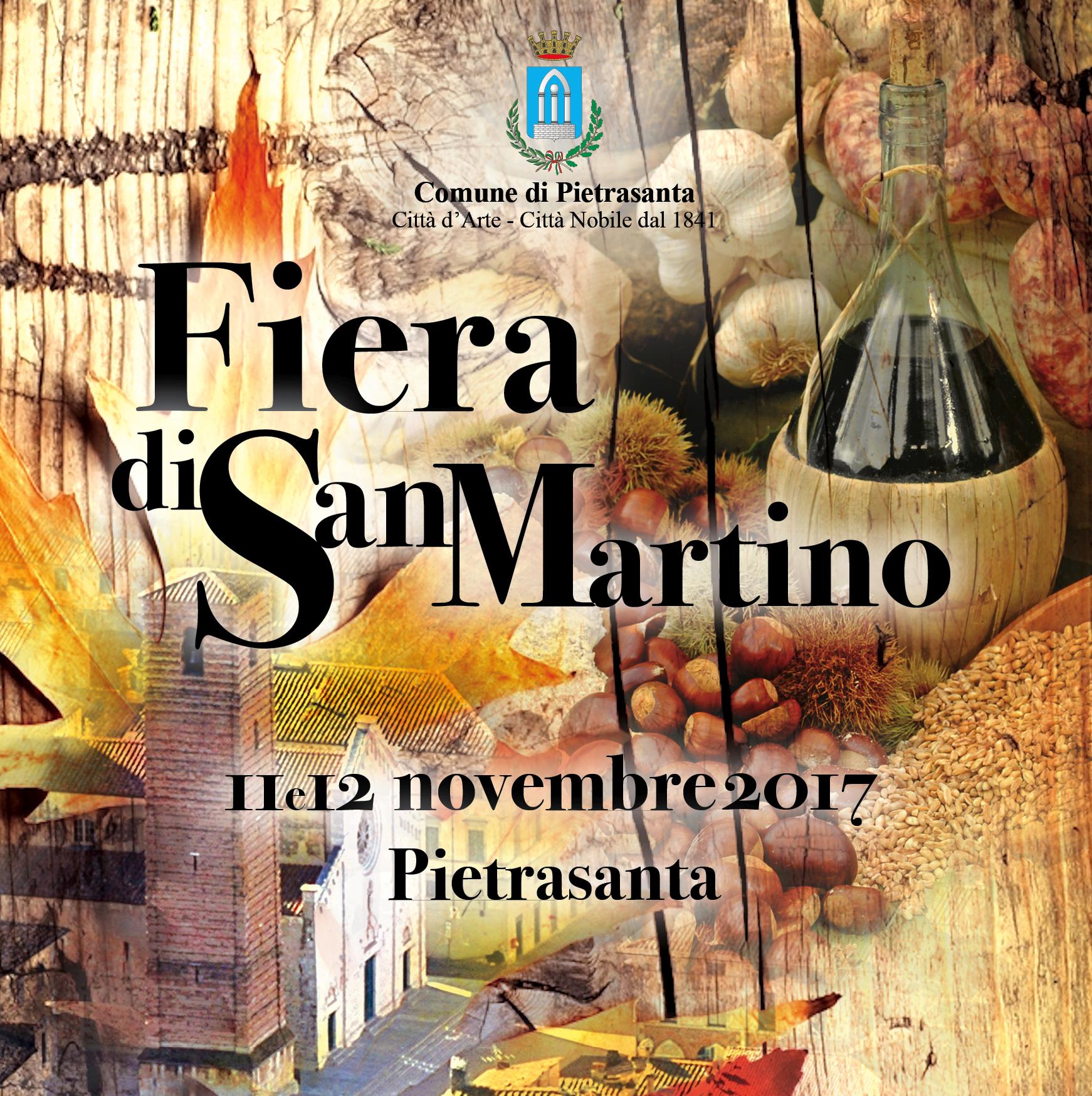 Fiera di San Martino, i provvedimenti di viabilità