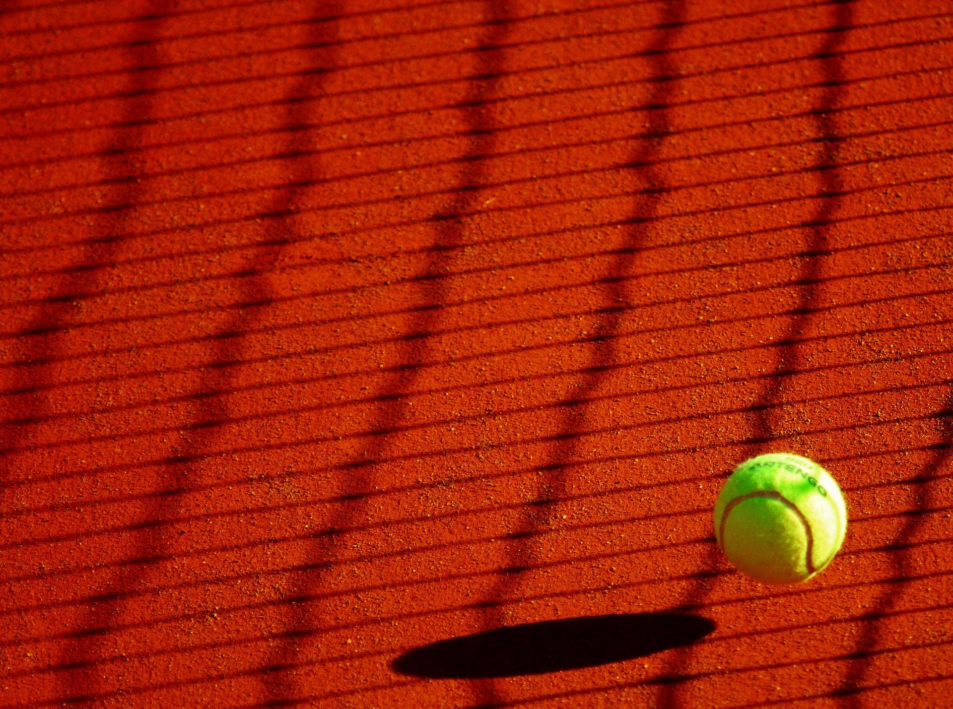 In parità la semifinale del campionato italiano di tennis