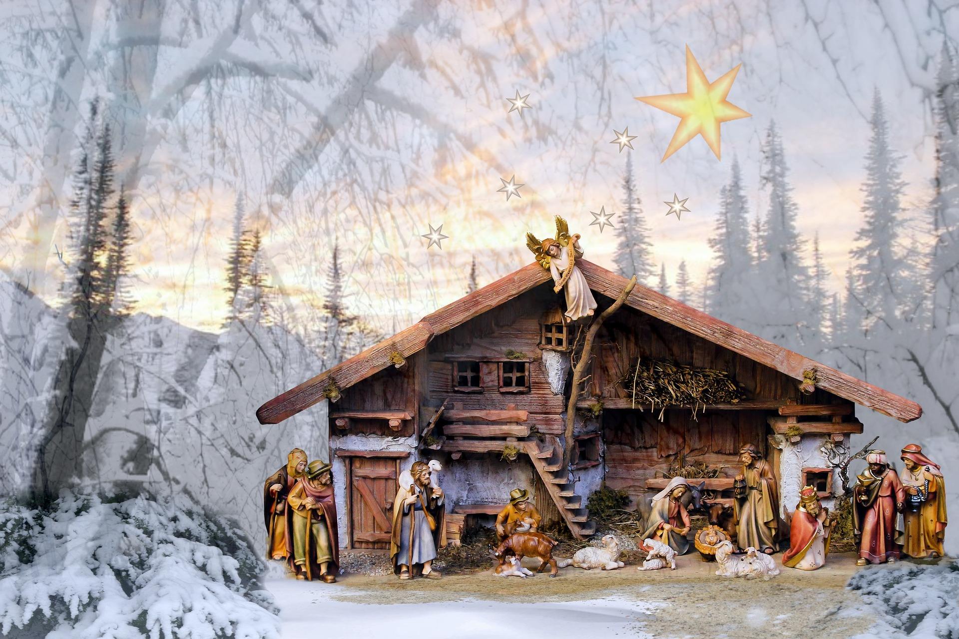 """""""Natale Insieme"""": torna il """"Presepe nel Bosco"""" allestito nell'antico borgo di Cafaggio"""