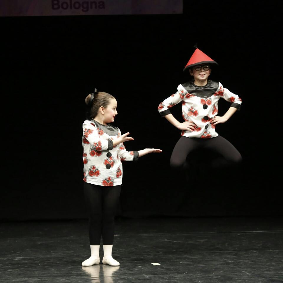 Doppio successo per il Centro Studi Danza Le MUSE con Brenno Gianardi ed Irene Raffaelli