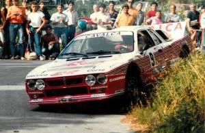 Coppa delle Ville Lucchesi - Rally Storico