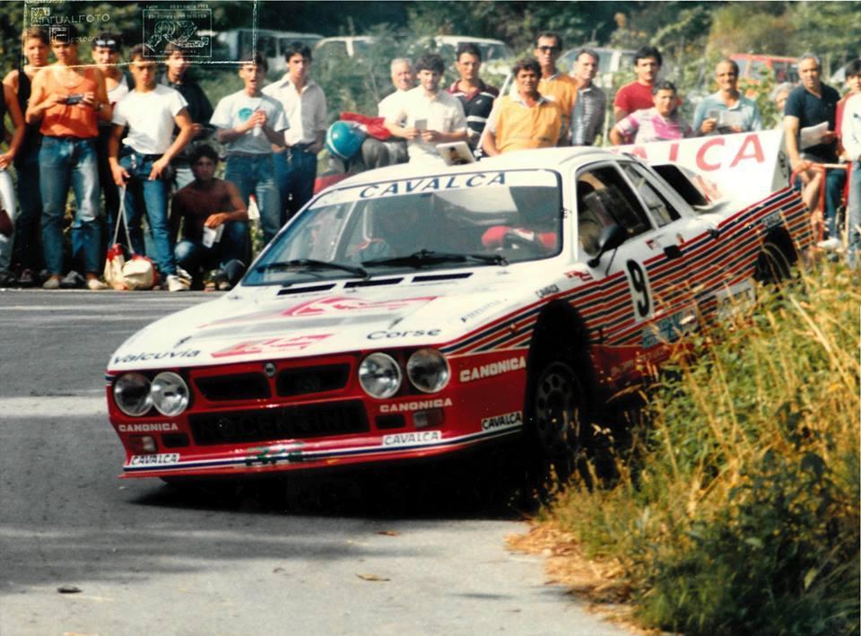 Coppa delle Ville Lucchesi – Rally Storico