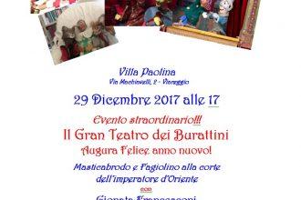 Locandina 29 Dicembre francesconi gionata