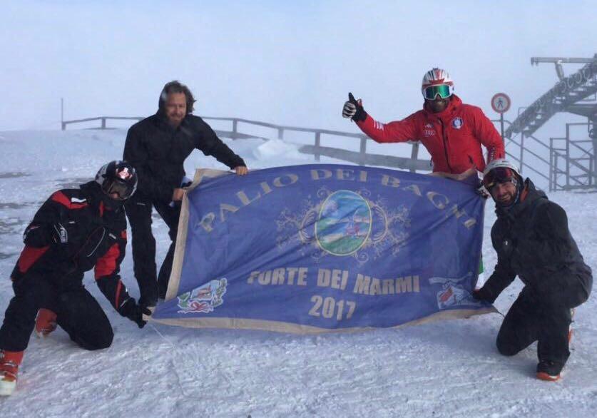 Soggiorno in Val Senales per i vincitori del Palio dei Bagni