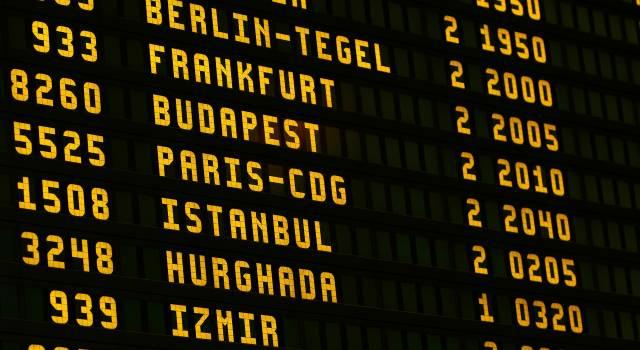 Aeroporti, sciopero degli addetti alla vigilanza