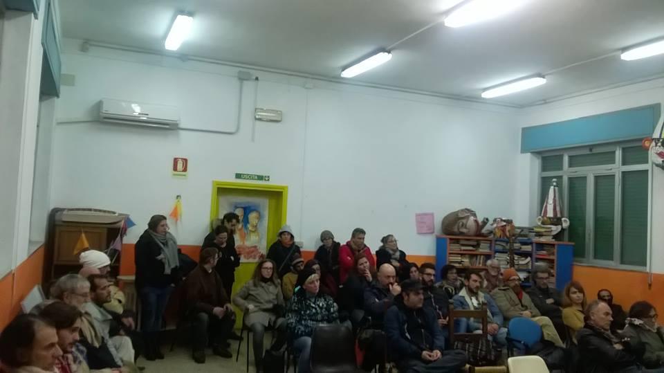 assemblea Cantiere Sociale Versiliese