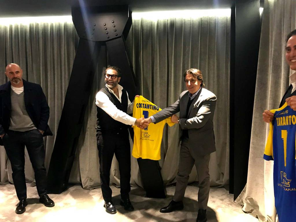 costantino Carrarese Calcio accordo