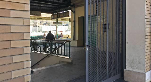 Proseguono gli interventi di riqualificazione e messa in sicurezza della stazione
