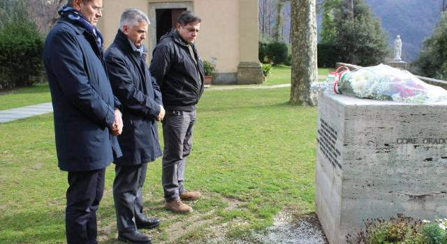 Giorno della Memoria, Mallegni a Stazzema