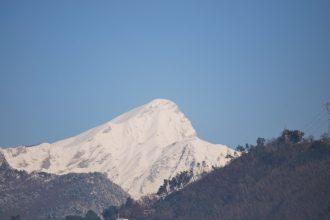 Trekking invernale al Monte sagro