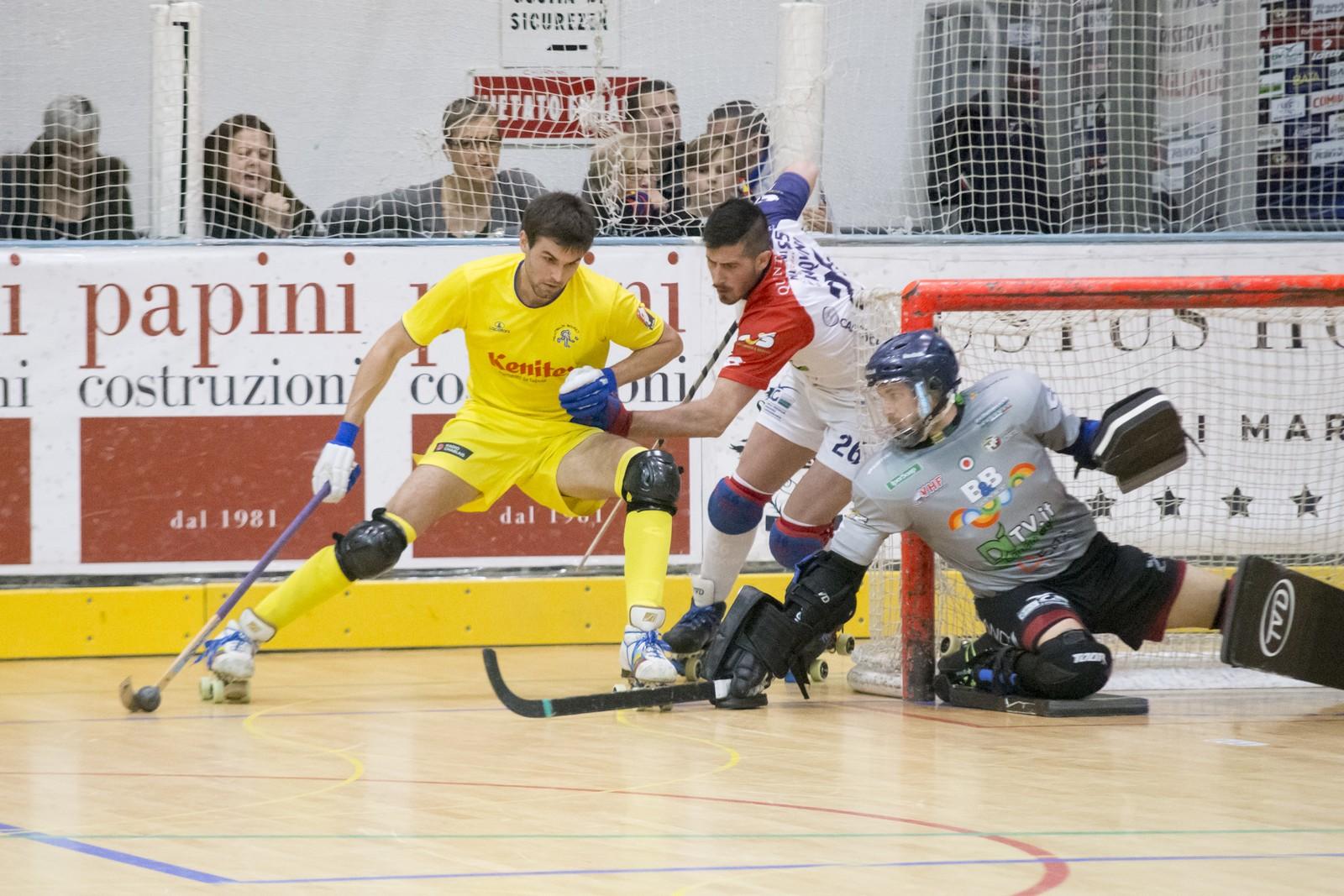 Hockey, in Eurolega vincono Forte dei Marmi e Viareggio