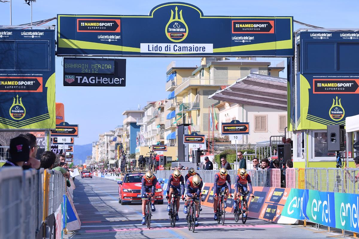 """""""54° Tirreno Adriatico"""", le modifiche alla viabilità"""