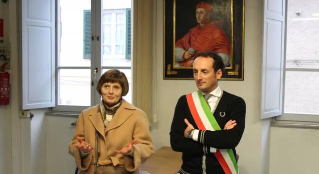 Intitolazione della Sala Studio Comunale a Paolo Cecchini