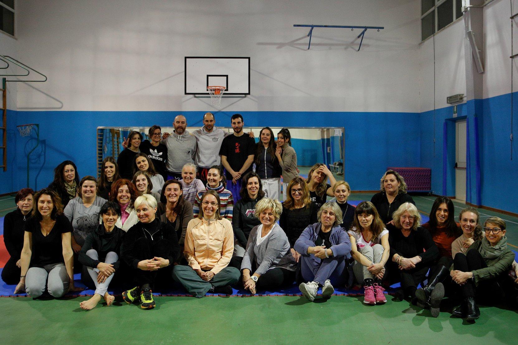 Buona partecipazione al primo incontro di autodifesa dedicato alle donne