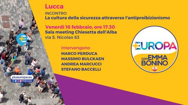 Tra eventi e dibattiti continua la campagna in Toscana per +Europa