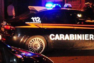 auto carabinieri generica