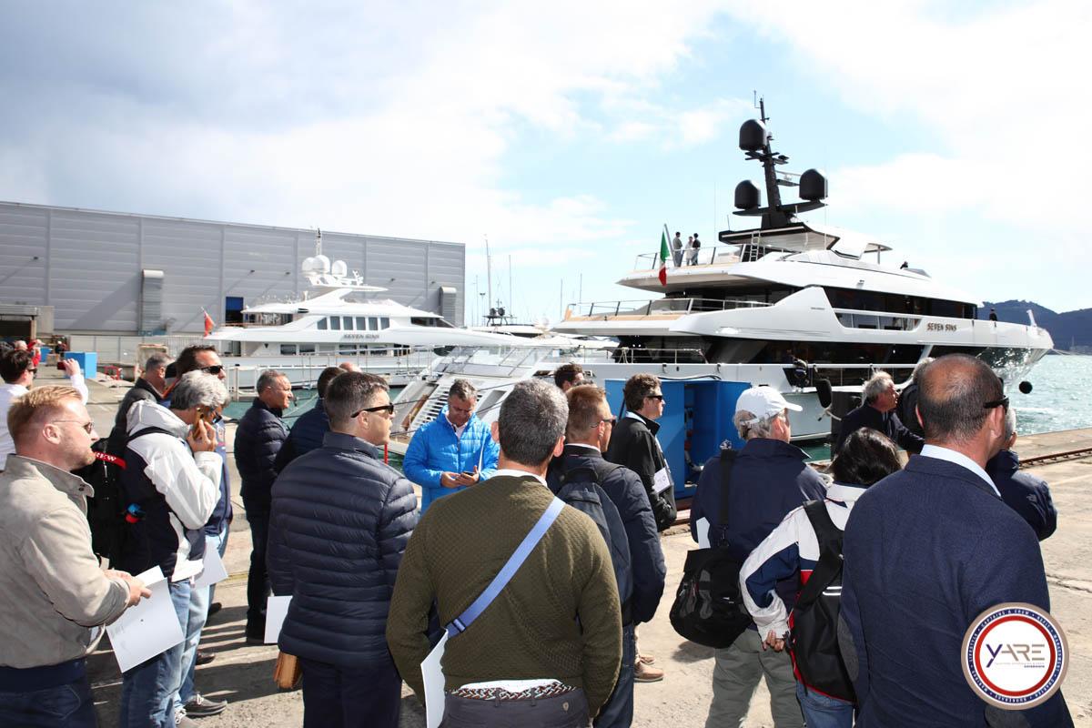 Yare 2018, torna l'appuntamento internazionale tra Comandanti e la yachting industry del refit