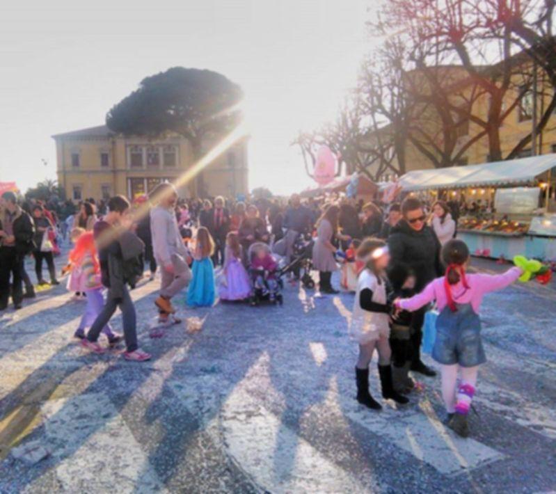 pietrasanta carnevale bambini