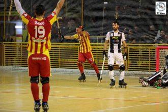 In Allegato foto di Alberto Vanelli con il festeggiamento del gol del Lodi