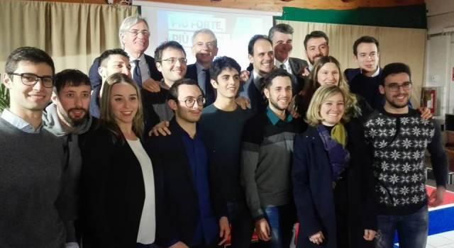 Presentati a Lido i candidati Pd per Camera e Senato