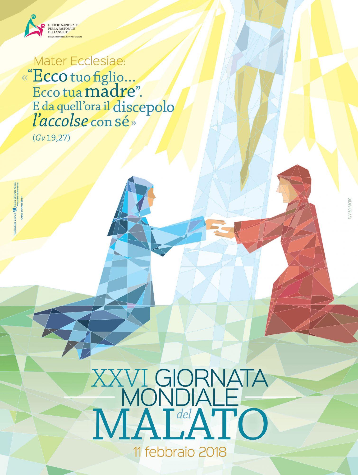 XXVI Giornata Nazionale del Malato, celebrazioni a Pietrasanta