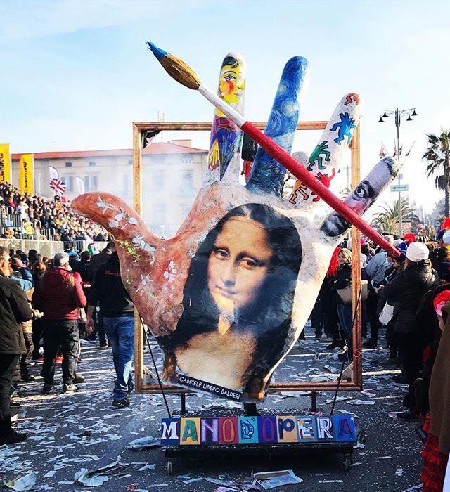 Carnevale, le schede dei giurati delle maschere isolate