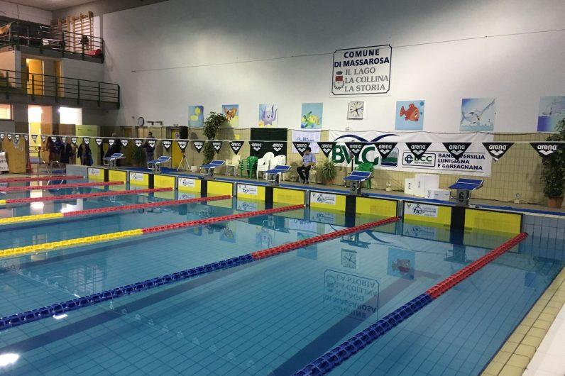 Vi trofeo massarosa nuoto per gli esordienti nella piscina - Piscina viareggio ...