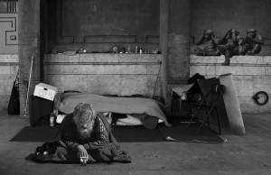 senzatetto homeless