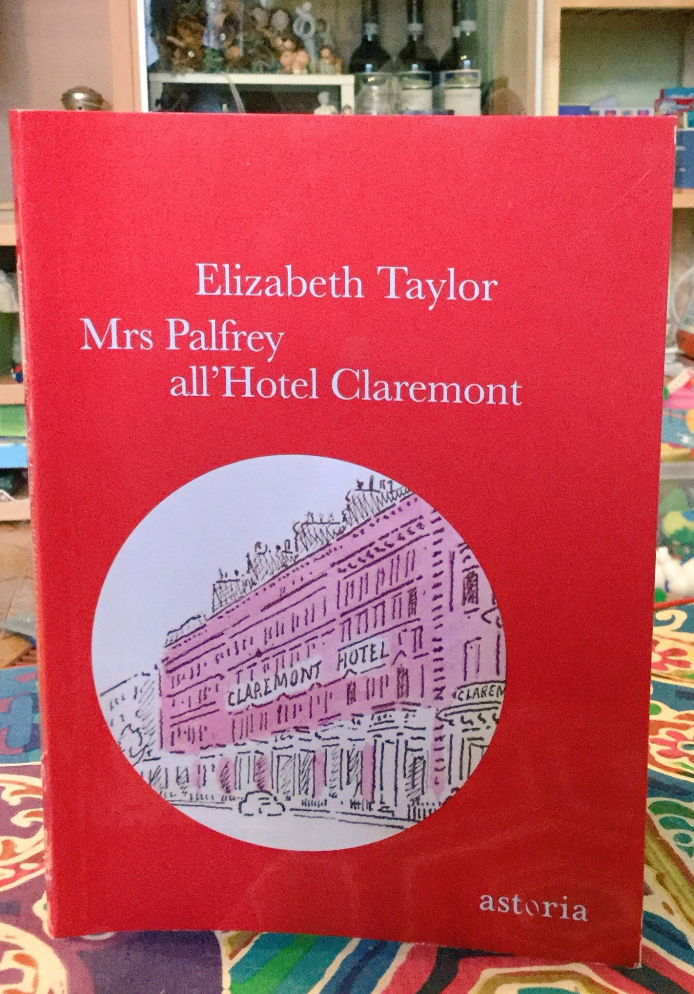 Mrs. Palfrey all'Hotel Claremont [Recensione]