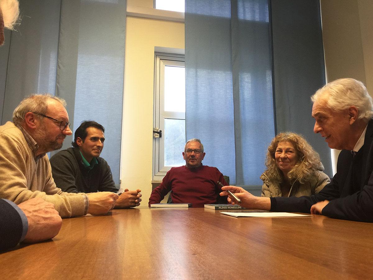 Tavolo di confronto Comune-produttori per l'Olivo quercetano