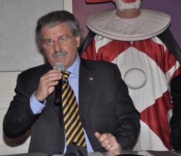 Carnevale in lutto, è morto l'ex Presidente Nanni Maglione