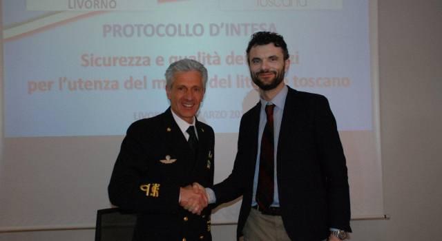 Protocollo d'intesa tra ANCI Toscana e direzione marittima