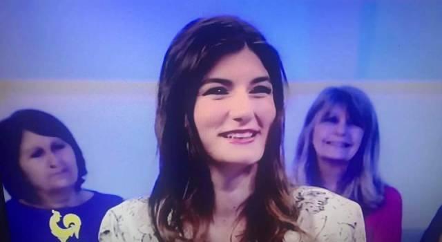 Caterina Ferri di nuovo in tv con un brano firmato Paolo Limiti-Giovanna Nocetti