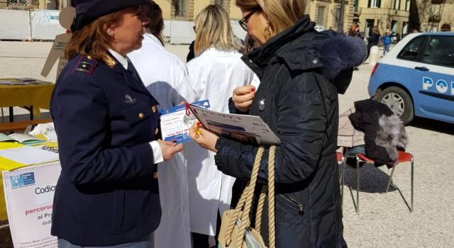 La Polizia di Stato festeggia le donne