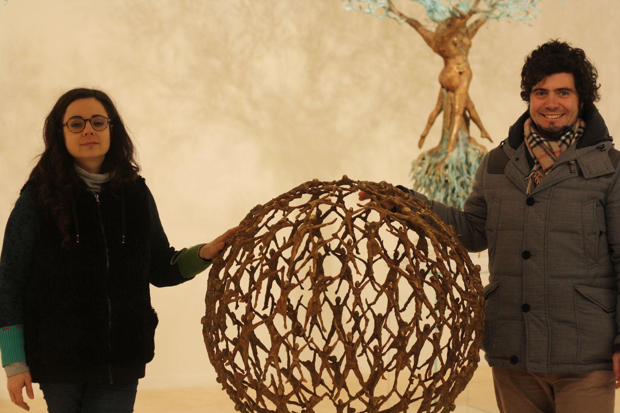 """""""Arte critica comunicazione"""" nel concorso Pietrasantarte 3.0"""