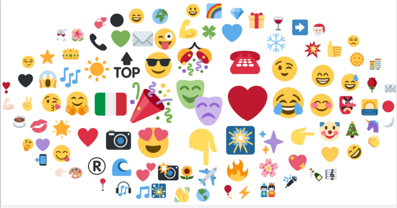 carnevale viareggio emoji