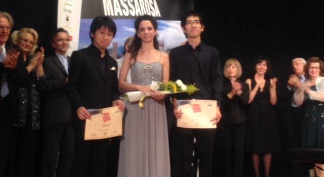 Il Concorso pianistico Internazionale Massarosa invitato a barcellona