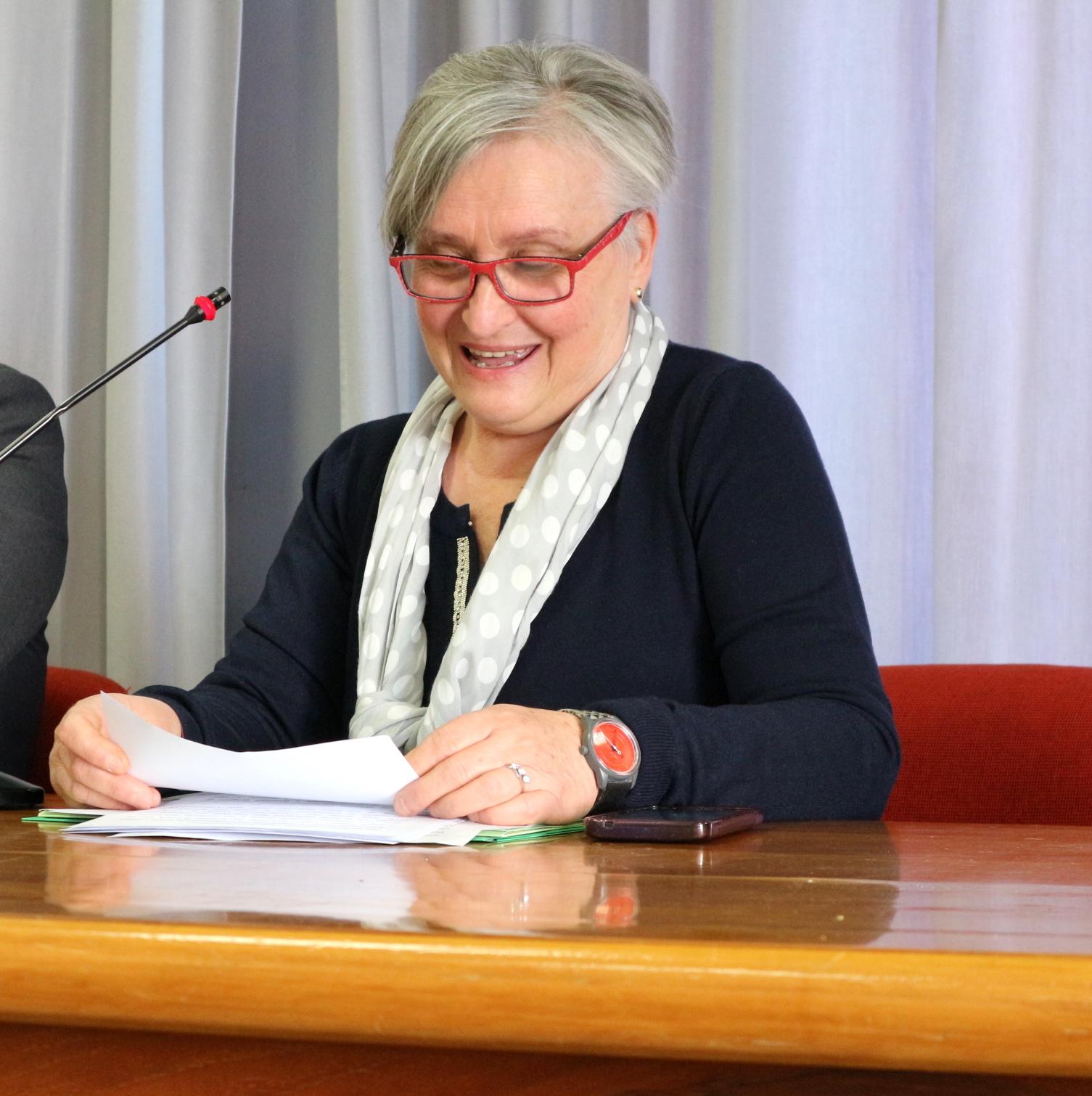 Associazione nazionale pensionati della Cia, Giovanna Landi presidente