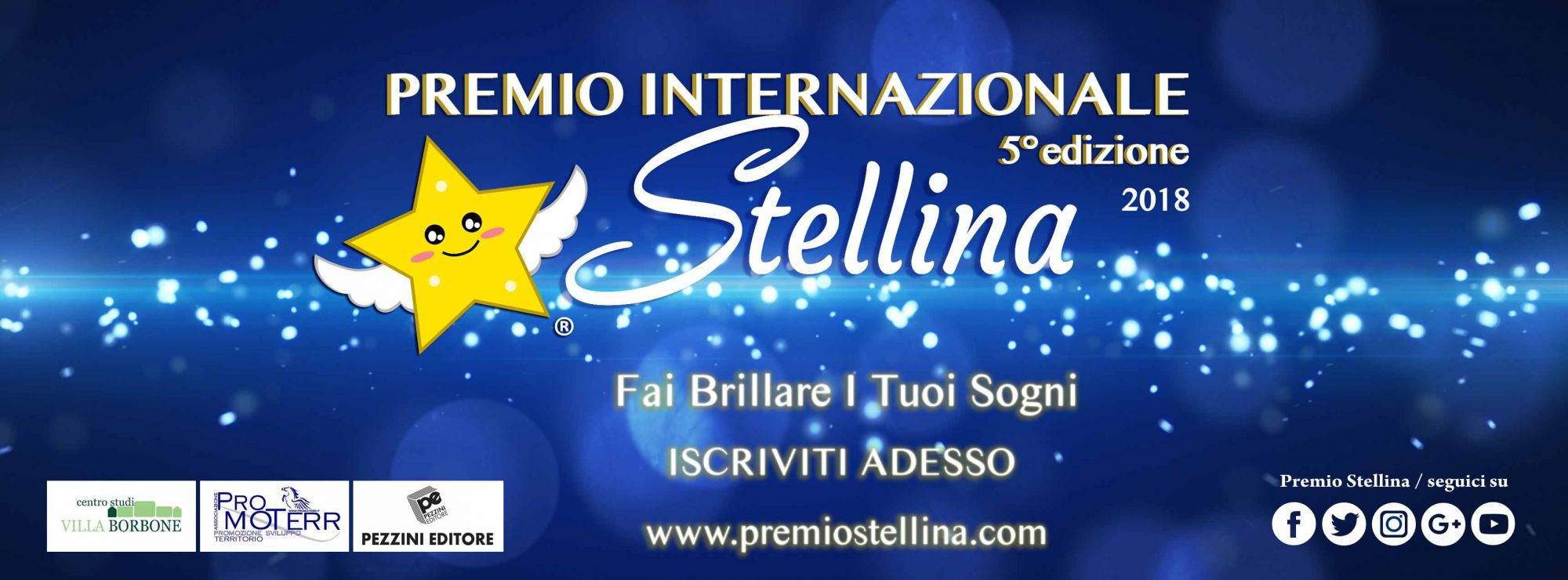 Premio Internazionale Letterario e Artistico Stellina, via alla quinta edizione