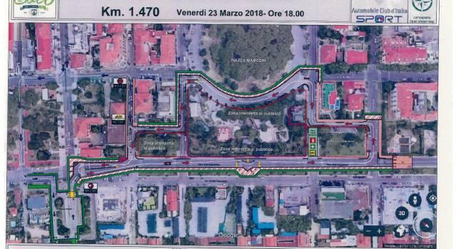 Rally il Ciocco e la Valle del Serchio, altre informazioni sulla viabilità