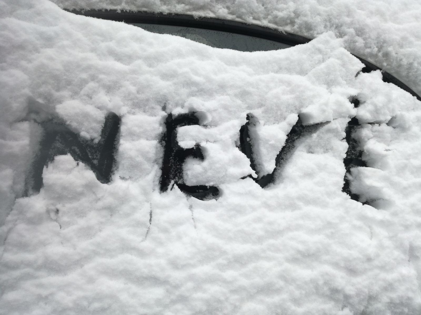 Neve, codice arancione su gran parte della Toscana