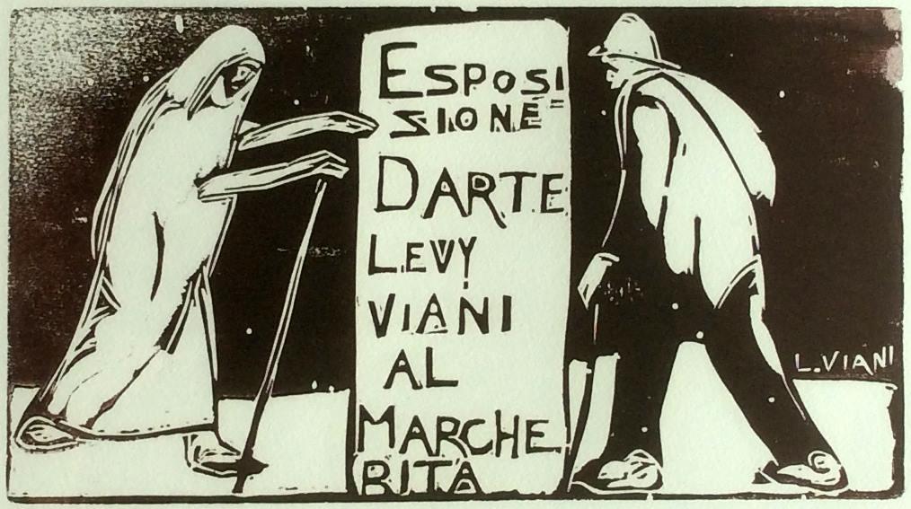 """Aperte le iscrizioni al eminario di studi """"Lorenzo Viani e l'arte grafica a Viareggio"""""""
