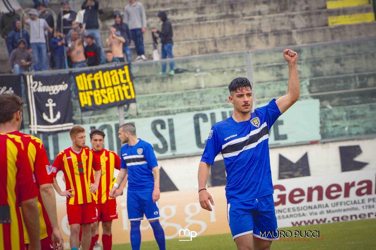 Serie D, prima vittoria per il Viareggio